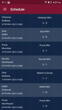Indian Football Prediction screenshot 4
