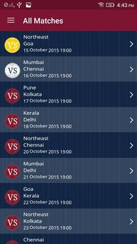 Indian Football Prediction screenshot 1