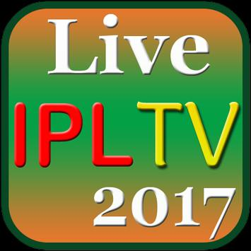 Live IPL T20 TV Updated Score poster