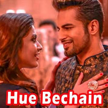 Hue Bechain Mp3 indian songs poster