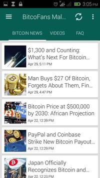 Genuine Bitcoin Earning System apk screenshot