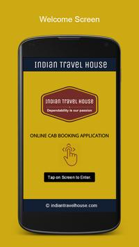 INDIAN TRAVEL HOUSE poster