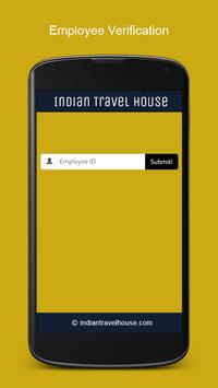 INDIAN TRAVEL HOUSE screenshot 1