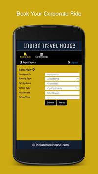 INDIAN TRAVEL HOUSE screenshot 2