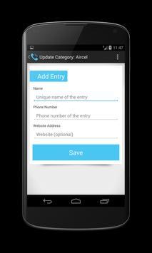 Indian Mobile USSD Codes apk screenshot