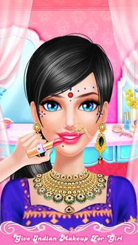 Indian Wedding Girl : Indian Arranged Marriage poster