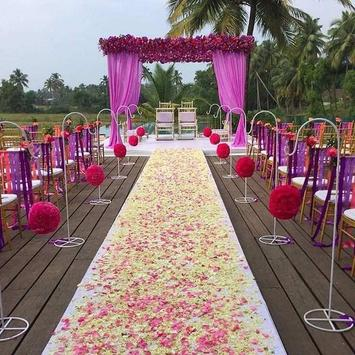 Indian Wedding Decorations Ideas poster