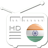 "India Radio FM ""Full HD"" icon"