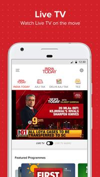 English News by India Today TV apk स्क्रीनशॉट