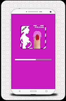 finger prengnancy test prank screenshot 1
