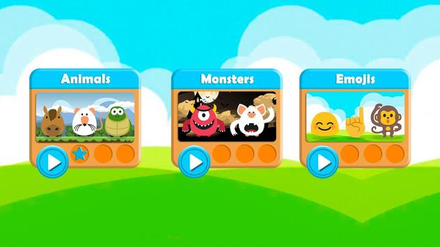Matching Object Mind Games for Kids screenshot 1
