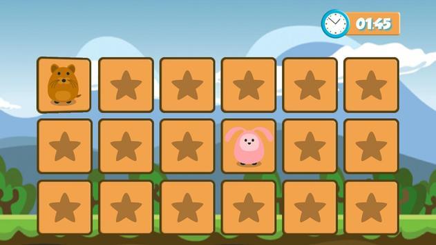 Matching Object Mind Games for Kids screenshot 2