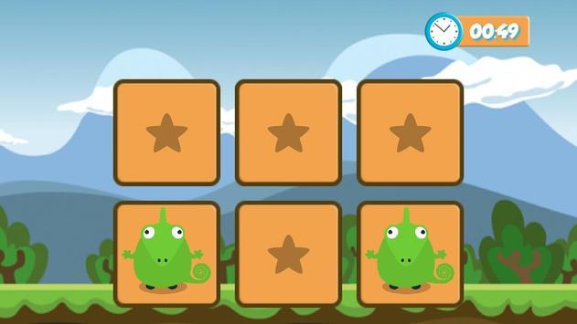 Matching Object Mind Games for Kids screenshot 3