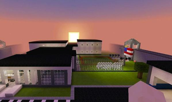 Escape from roblox prison life map for MCPE screenshot 4