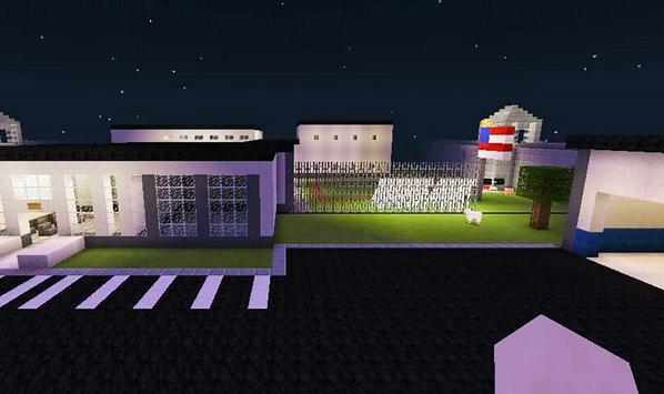 Escape from roblox prison life map for MCPE screenshot 2