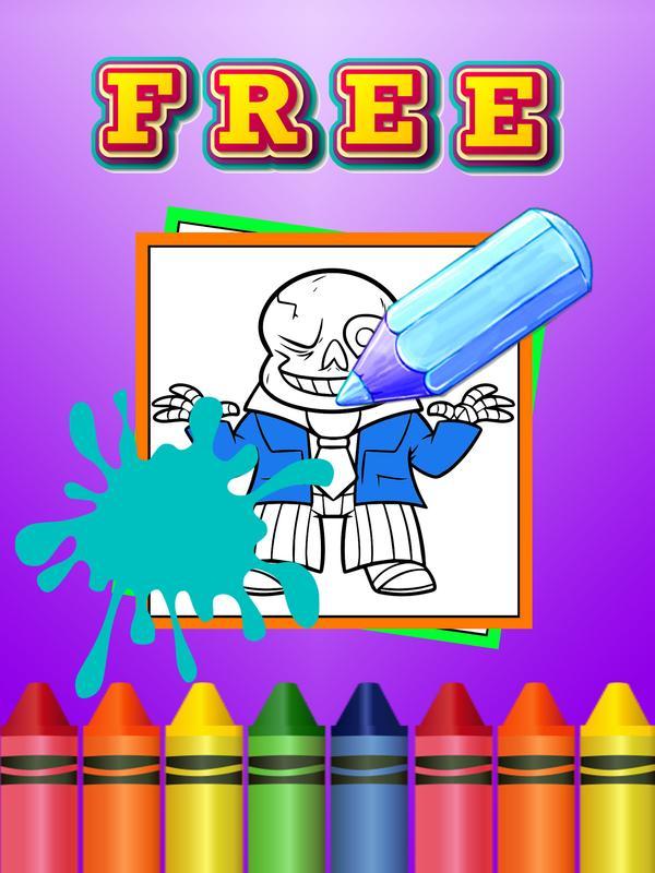 Indie Sin Héroe Colorear Descarga APK - Gratis Educativos Juego para ...