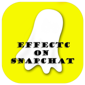 Effects on Snapchat icon