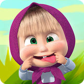 Masha and the Bear Child Games icon