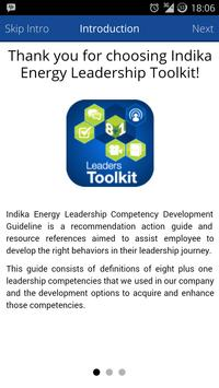 IE Leader's Toolkit poster