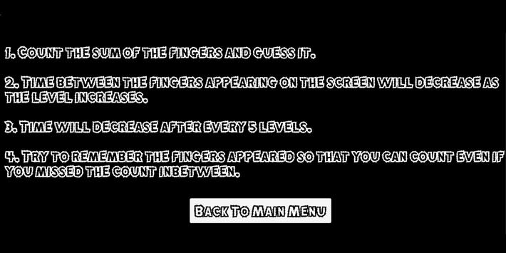 Count the Fingers screenshot 4