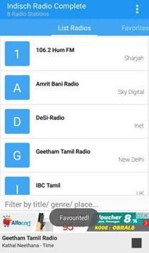 Tamil Radio Stations List