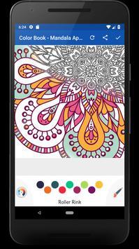 Color Book Mandala  2018 ( women Coloring Book) screenshot 4