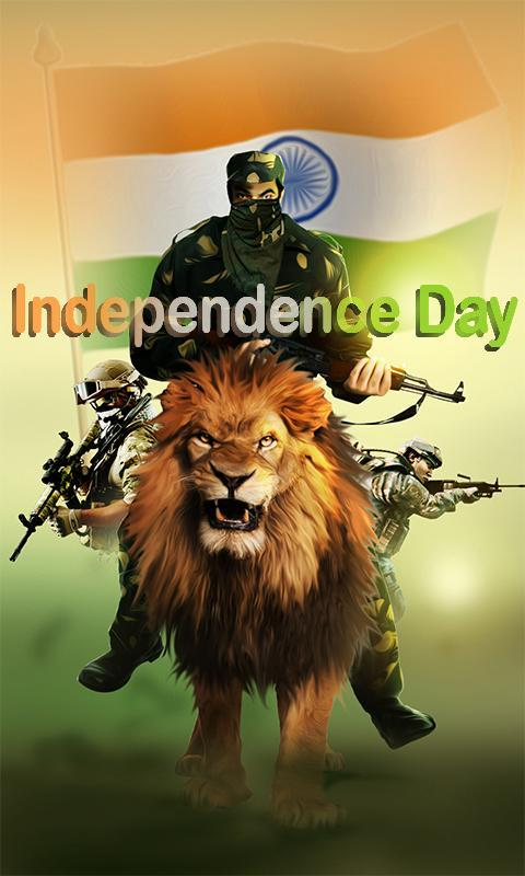 Independence Day Live Wallpaper Indian Army Pour Android