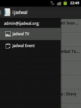 Jadwal TV & Event poster