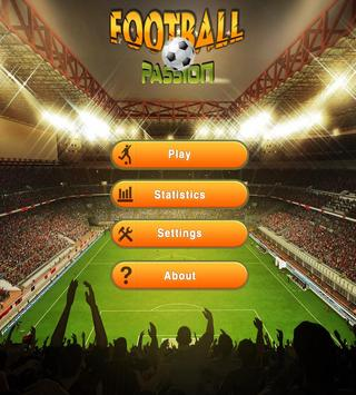 Football Passion poster