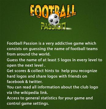 Football Passion apk screenshot