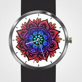 Mandala Faces icon