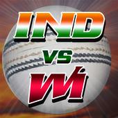 India Vs West Indies 2017 Tab icon