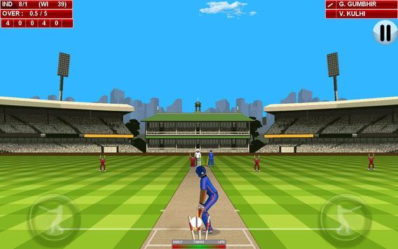 India Vs West Indies 2017 Tab apk screenshot
