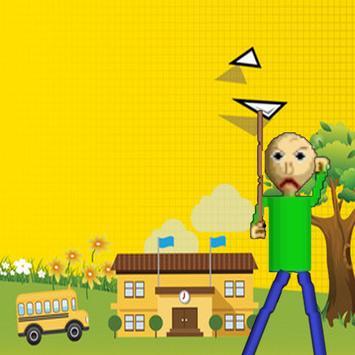 Adventure Badis on School vs Basix Education poster