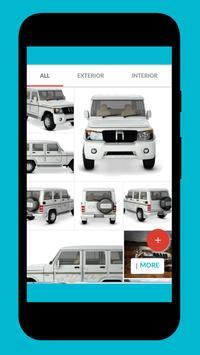 Mahindra Cars App - Cars, Price, Info (Unofficial) screenshot 4