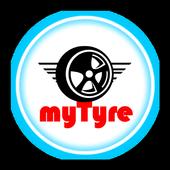 Tyre Price Dekho Car Bike India Buzzar - myTyre icon