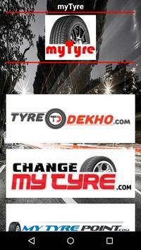 Tyre Dekho Price Car Bike Scooter India - myTyre apk screenshot