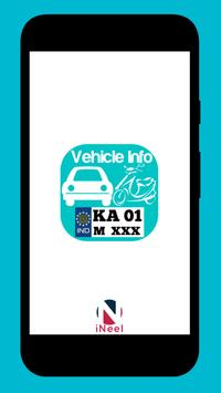 How to find RTO vehicle owner detail - Car, Bike poster