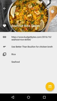 Recipe Link screenshot 1