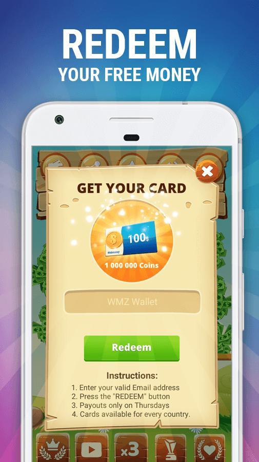 Free Paypal Cash Make Money For Visa Cash App For Android Apk Download