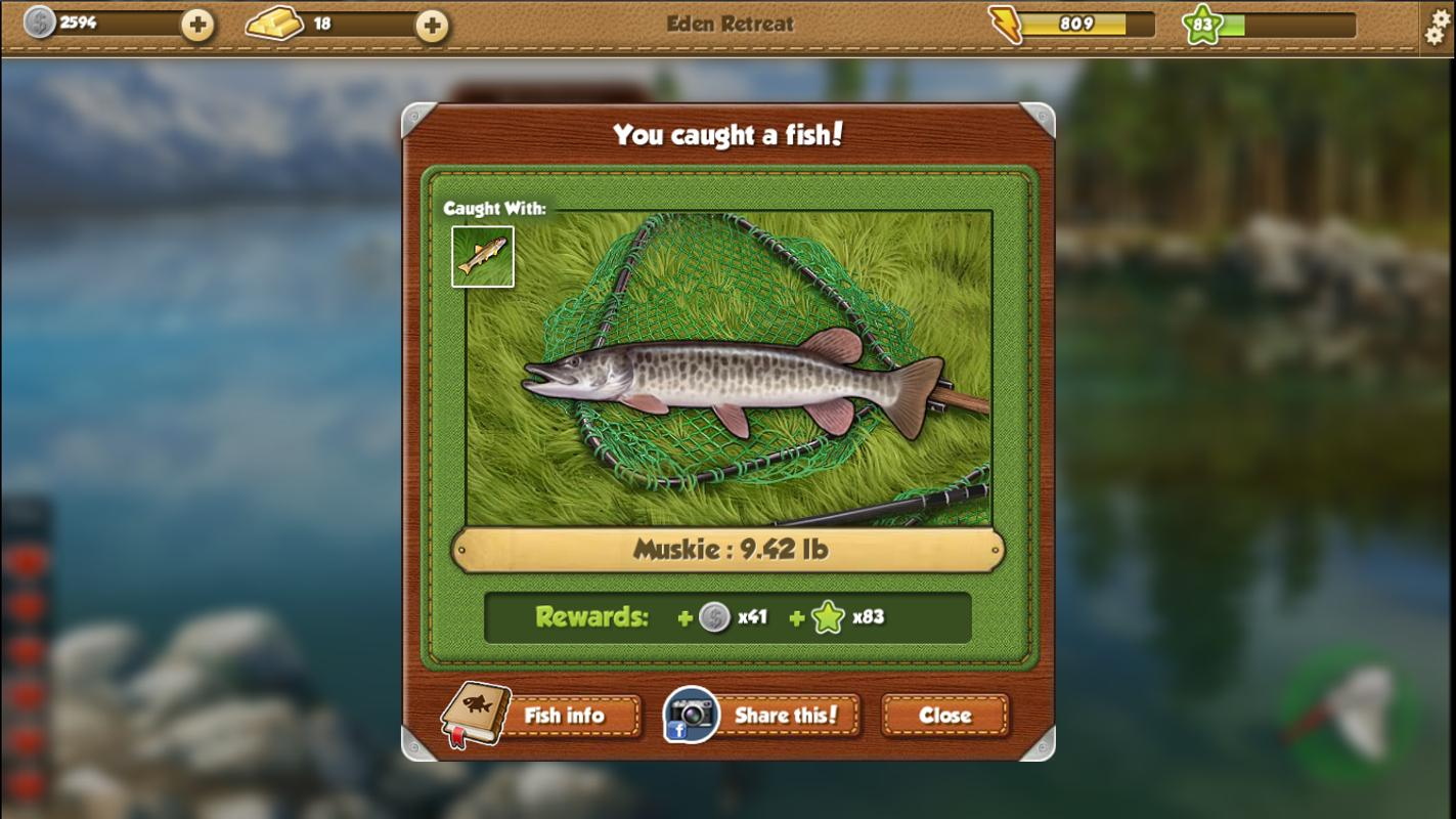 Fishing world apk download free sports game for android for Fishing world game