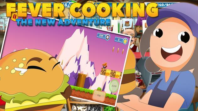Burger Cooking Of Fever screenshot 3