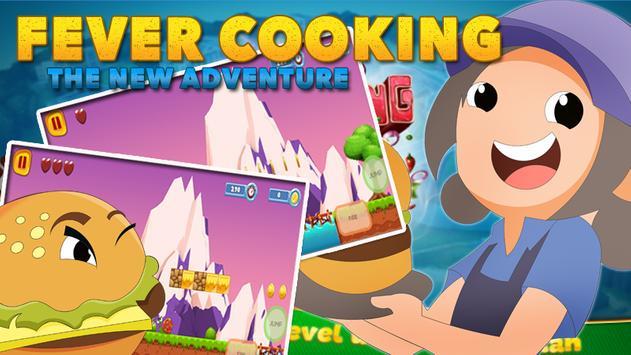 Burger Cooking Of Fever screenshot 2