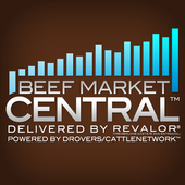 Beef Market Central for Tablet icon