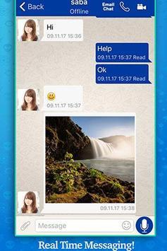 SkyChat 2628 screenshot 1