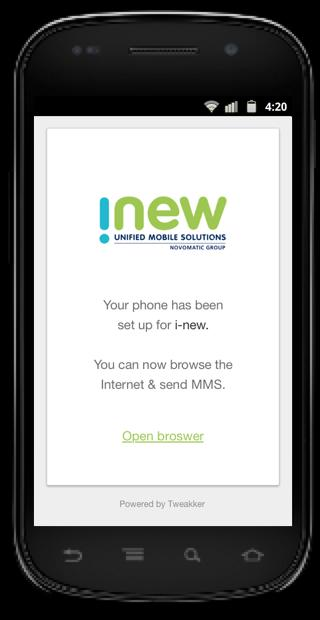 I-New APN for Android - APK Download