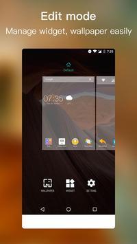 New Launcher apk screenshot