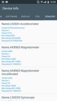 Device Info screenshot 6