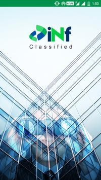 INEEDFOR Classified poster