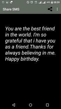 Share SMS (Quotes,Jokes,Greetings) screenshot 4